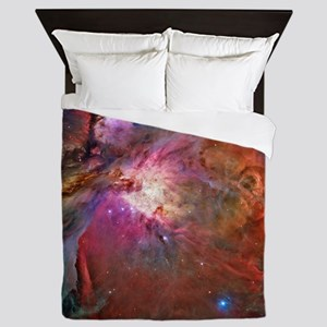Orion Nebula Queen Duvet