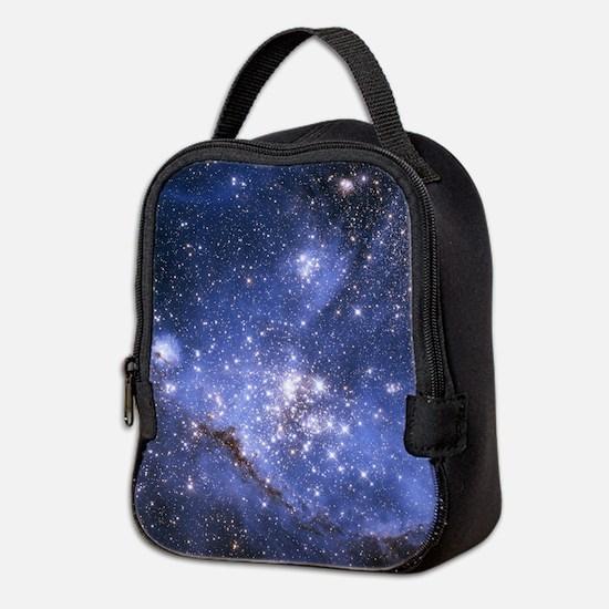 Magellan Nebula Neoprene Lunch Bag