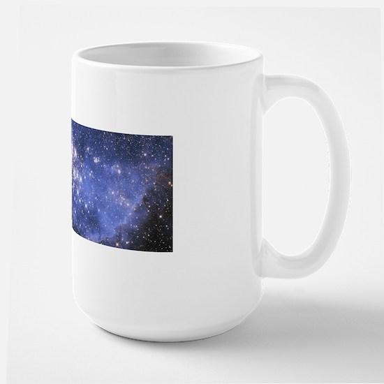 Magellan Nebula Large Mug