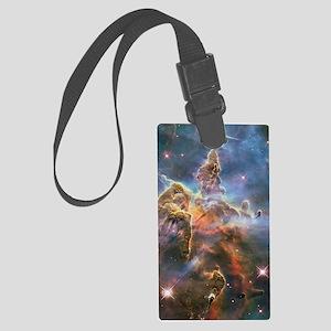 Carina Nebula Large Luggage Tag