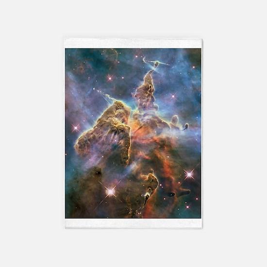 Carina Nebula 5'x7'Area Rug