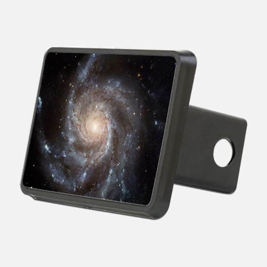 Spiral Galaxy (M101) Hitch Cover