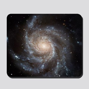 Spiral Galaxy (M101) Mousepad