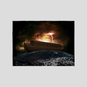 Noahs Ark 5'x7'Area Rug
