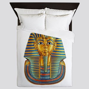 King Tut Queen Duvet