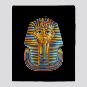 King Tut Throw Blanket