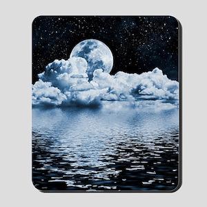 Ocean Dream Space Mousepad
