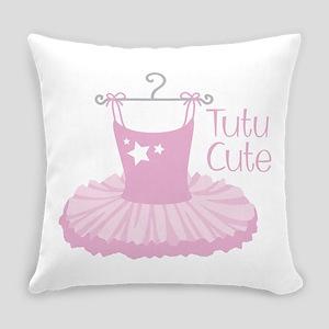 Tutu Cute Everyday Pillow
