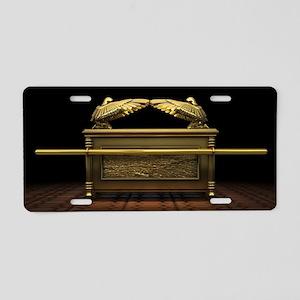 Ark of the Covenant Aluminum License Plate