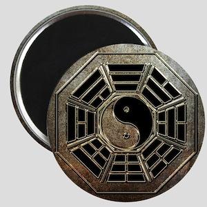 Yin Yang Bagua Magnet