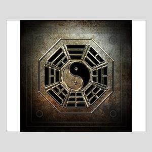 Yin Yang Bagua Small Poster