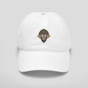 Tribal Baboon Baseball Cap