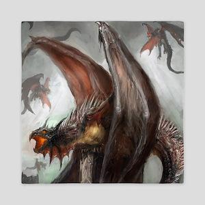 Dragon Nest Queen Duvet