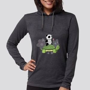 Turtle and Panda 1 Long Sleeve T-Shirt