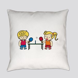 Ping Pong Kids Everyday Pillow