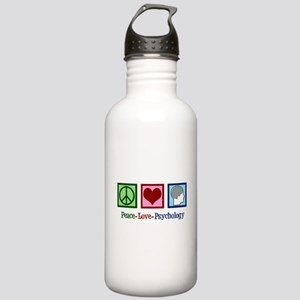 Peace Love Psychology Stainless Water Bottle 1.0L