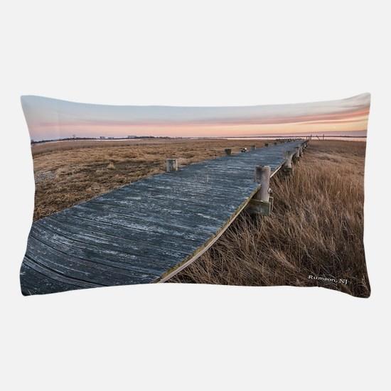 Unique Jersey shore Pillow Case