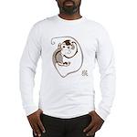 The Chinese Zodiac Monkey Long Sleeve T-Shirt