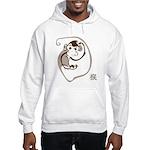 The Chinese Zodiac Monkey Hooded Sweatshirt