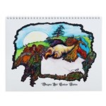 Dragon And Centaur Fairy Wall Calendar