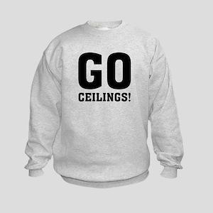 Ceiling Fan Costume Kids Sweatshirt