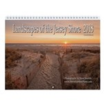 Wall Calendar 2018 Landscapes Of The Jersey Shore