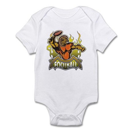 Fantasy Football Player Infant Bodysuit