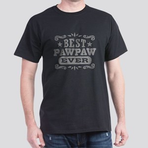 Best PawPaw Ever Dark T-Shirt