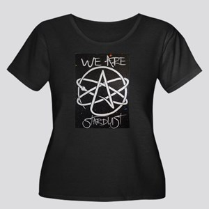 We Are Stardust Plus Size T-Shirt