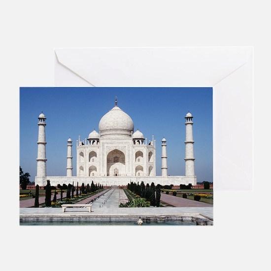 Cute India Greeting Card