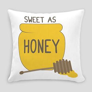Sweet as Honeypot Everyday Pillow