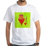 Love Nest Bird Style Adult T-Shirt
