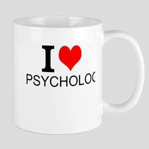 I Love Psychology Mugs