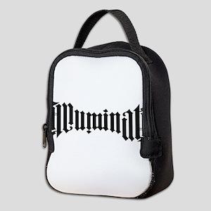 illuminati Neoprene Lunch Bag