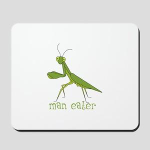 Man Eater Mousepad
