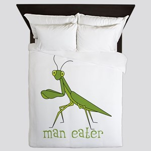 Man Eater Queen Duvet