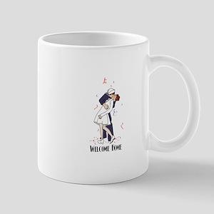Welcome Home Mugs