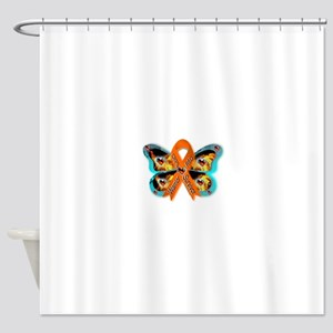 CRPS RSD FIre & Ice Warrior Survivo Shower Curtain