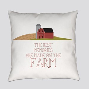 Farm Memories Everyday Pillow