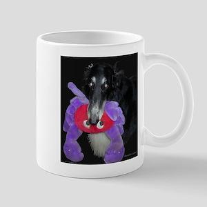 Black Borzoi Barnabas Mug