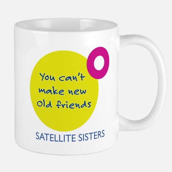 New Old Friends Mugs
