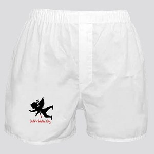 Death to Valentines Day Boxer Shorts