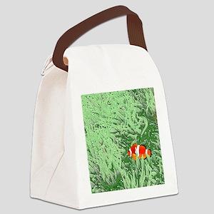 Clownfish Canvas Lunch Bag