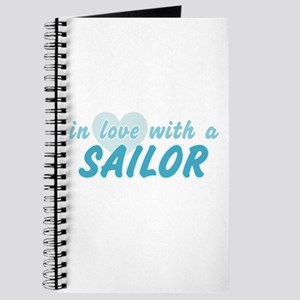 In love with a Sailor Journal