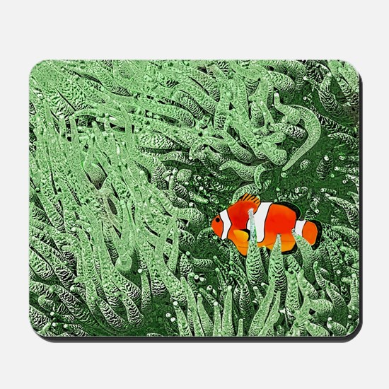 Clownfish Mousepad
