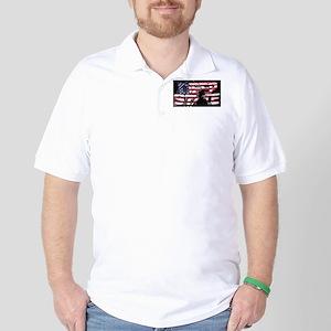 The Deep State Golf Shirt