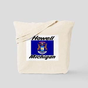 Howell Michigan Tote Bag