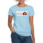 Dramateurs Women's Pink T-Shirt