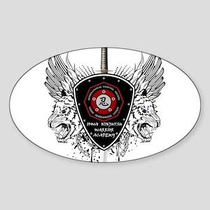 INWA crest Sticker