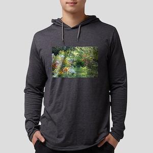 Three Gardens Meet Long Sleeve T-Shirt